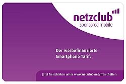 Netzclub SIM-Karte